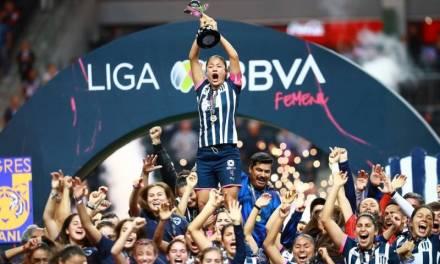 Rayadas, campeonas de Liga, reciben como bono sólo un Ipad
