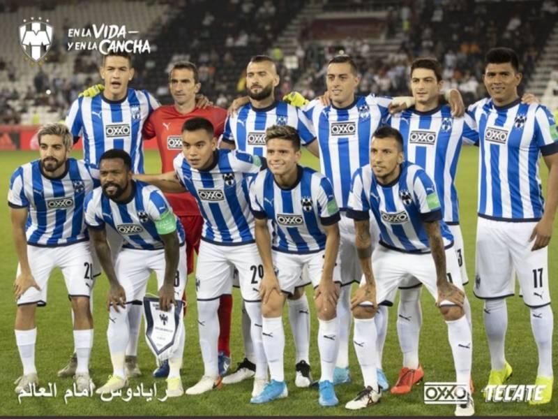 Monterrey avanzó a semifinales en Mundial de Clubes