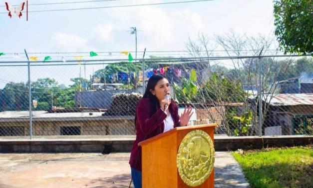 Selene Olvera busca ser candidata a alcaldía de Pachuca