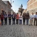 Concluyen 4 obras de impacto en Villa de Tezontepec