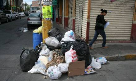 Piden mejoras en servicio de recolección de basura en Tula