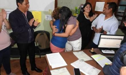 Celebran en Tolcayuca la primera boda igualitaria