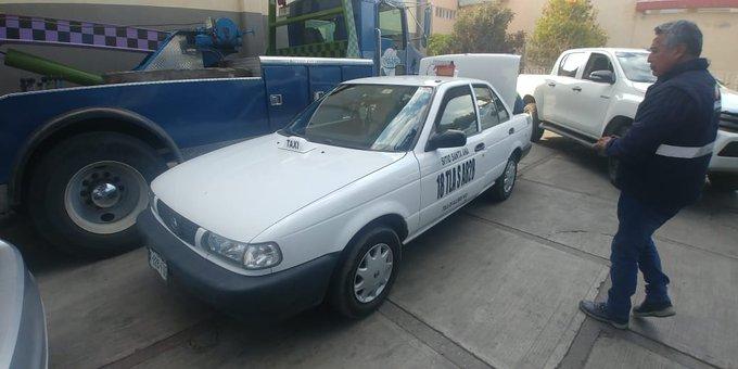 Secretaría de Movilidad y Transporte remite a corralón a unidades por diversas faltas