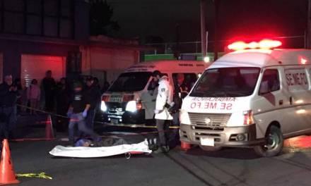 Colectiva atropelló a un  hombre de la tercera edad