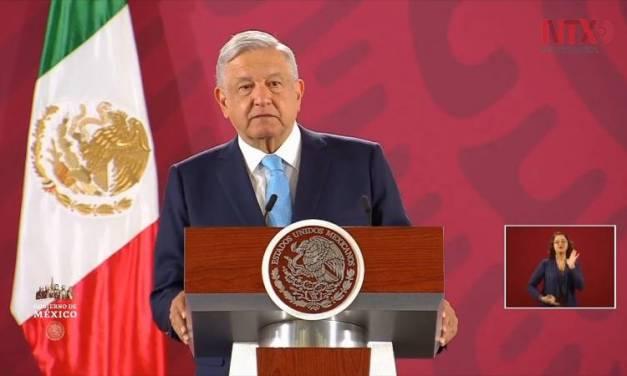 Amlo no quiere exponer investidura de presidente ante familia LeBarón