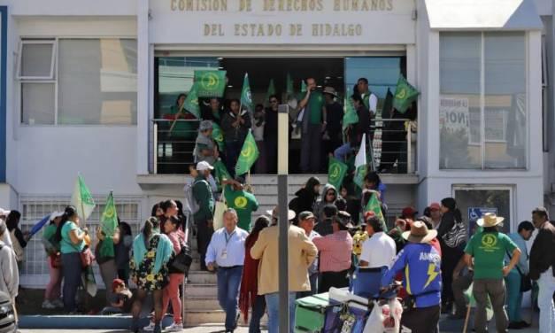 UNTA no apoyará a Morena en próximas elecciones, acusa traición a campesinos