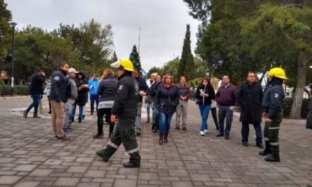 Tepeapulco participa en el Macro Simulacro 2020