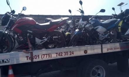 Sancionarán a motociclistas que no respeten las normas en Tulancingo