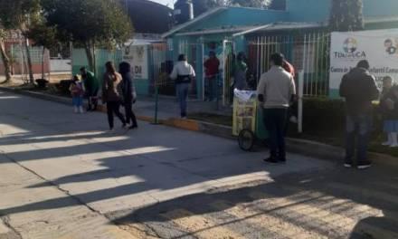 Cero robos a escuelas de Tolcayuca en 18 meses