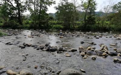 Denuncian contaminación de Río en Huejutla