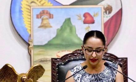 Susana Ángeles irá este 2020 por aprobación de 2 nuevas leyes