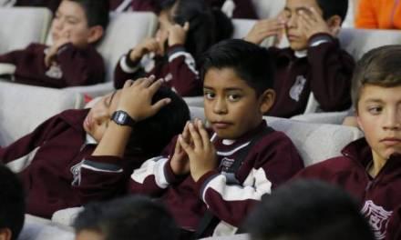 Inician preinscripciones a educación básica en febrero