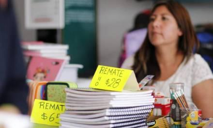 Se desploman ventas en papelerías de Hidalgo