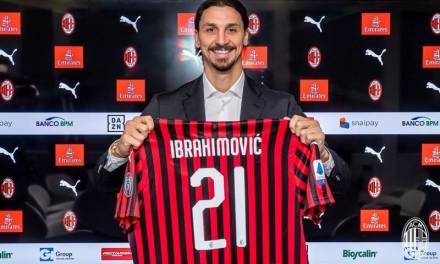 Ibrahimovic regresa al Milán, portará el número 21