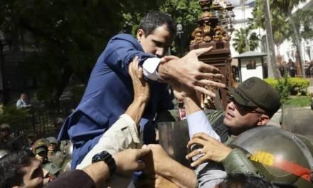 Guaidó reclama Golpe de Estado tras autoproclamación de Luis Parra