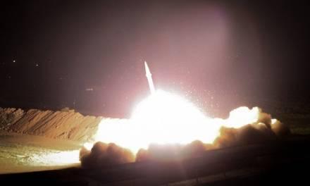 Atacan con misiles base aérea de Estados Unidos