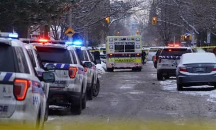 Tiroteo en Ottawa deja un muerto y tres heridos