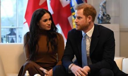 Príncipe Enrique y su esposa se retiran de familia real