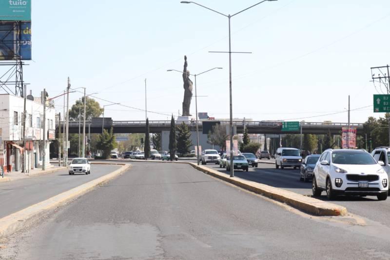 Inicia SOPOT construcción de Puente Atirantado de la Supervía Colosio 3ra etapa