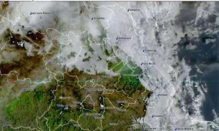 Clima en Hidalgo será de cálido a templado este martes