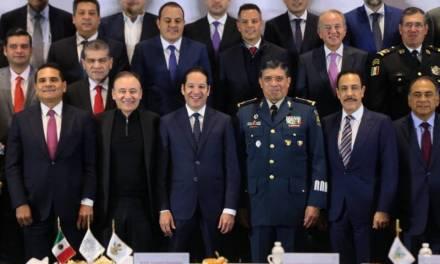 El gobernador Omar Fayad reitera el trabajo coordinado con la federación
