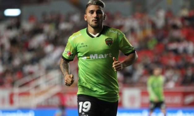 Suspenden un año a futbolista de Juárez por agresión arbitral