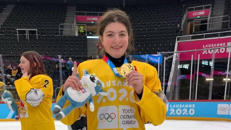 Luisa Wilson, primer mexicana medallista olímpica en la historia de deportes invernales