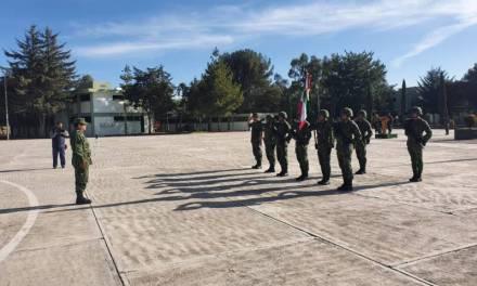 """Batallón de infantería impulsará más acciones para combatir el """"huachicol"""""""
