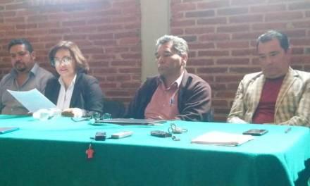 Militantes de Morena piden al CEN no imponer candidatos