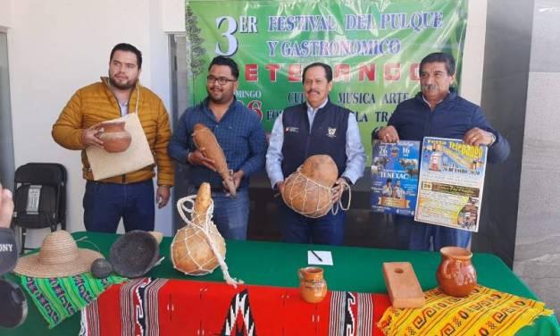 Habrá pulque de todos los sabores en el Festival de Tetepango