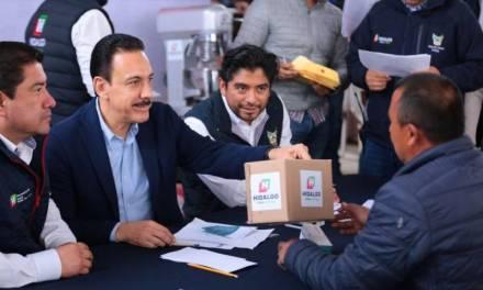 Anuncia Fayad modernización de la Carretera Juárez-Tlahuiltepa