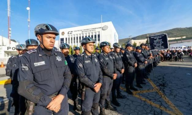 Abren vacantes en Policía Municipal de Pachuca