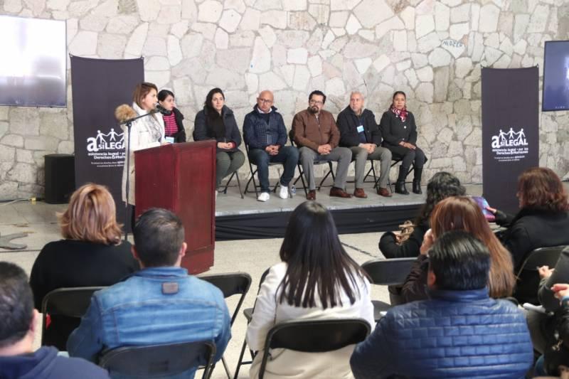Impulsa Sistema Penitenciario de Hidalgo participación activa de instituciones corresponsables