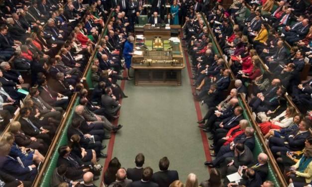 Aprueba parlamento británico el acuerdo del Brexit