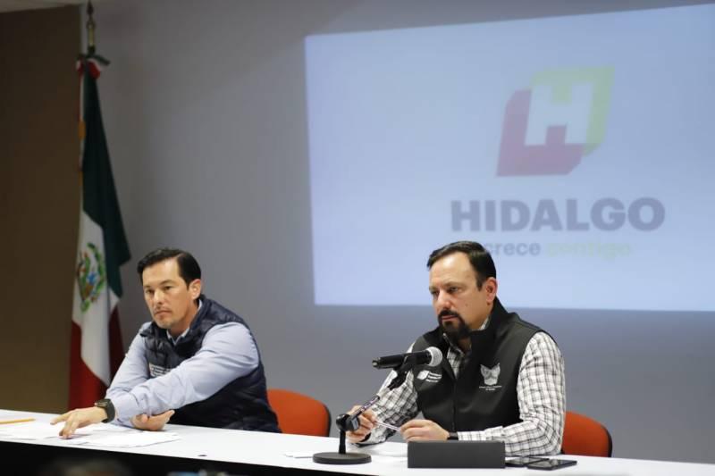 Reduce incidencia delictiva 3 % en Hidalgo
