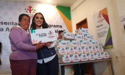 Arranca programa Casa Amiga de Salud Básica en Mineral de la Reforma