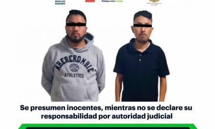 Operativo del C5i y Policía Estatal frustra robo a vehículo en Pachuca