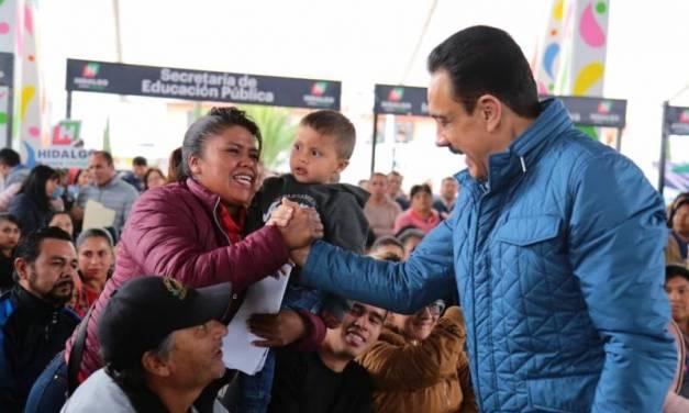 Atendieron a 2 mil personas en audiencia pública de Fayad en el Altiplano