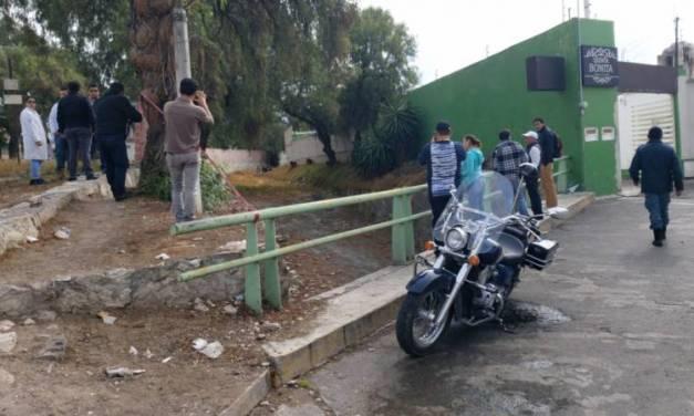 Hallan a persona en situación de calle, muerta en Pachuca