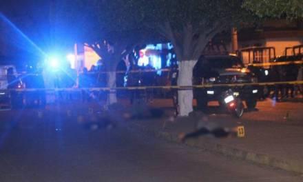 Comando armado mató a 7 personas en Celaya mientras cenaban
