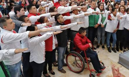 Toman protesta a estructuras municipales priistas