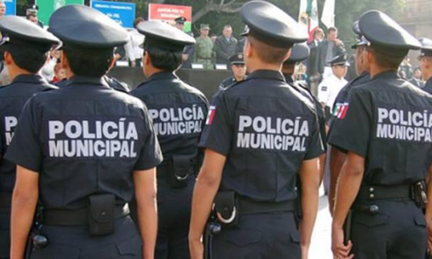 Realizan operativo en Seguridad Pública de Mineral de la Reforma