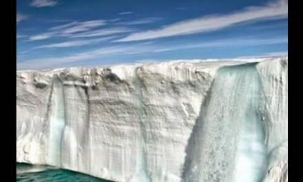 Comienza deshielo del glaciar » del juicio final»
