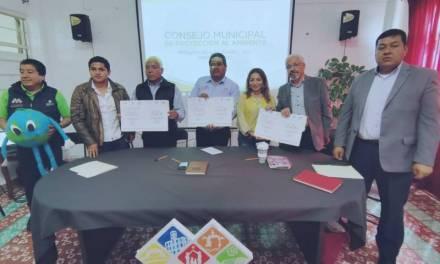 Firman convenio para protección del medio ambiente en Mixquiahuala