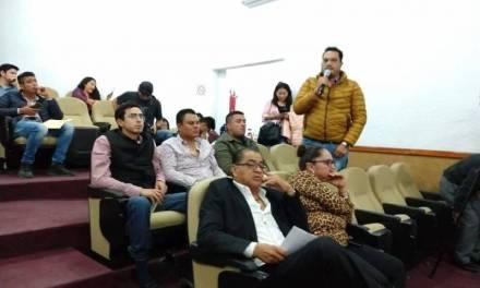Iniciativa del alcalde Raúl Camacho es un capricho, regidor
