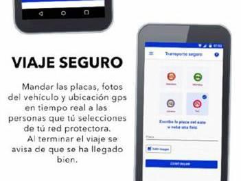 """Presentan aplicación """"Hope, ayuda ciudadana"""" en Mineral de la Reforma"""