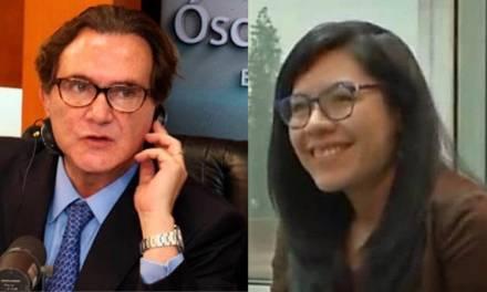 Mario Beteta agrede verbalmente a reportera
