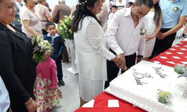 Celebran en Villa de Tezontepec Bodas Colectivas Gratuitas 2020
