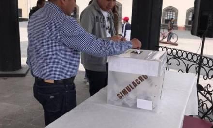 Población acepta cambio de circulación vial en Zapotlán de Juárez