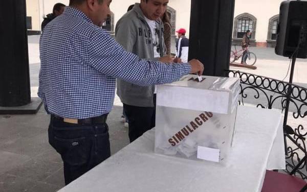 En San Bartolo Tutotepec y Xochiatipan  se podrán recabar físicamente las firmas de apoyo a la consulta de revocacion de mandato